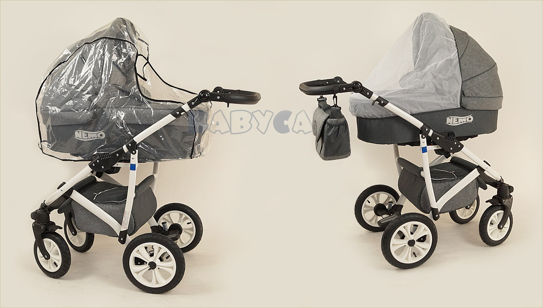 Cochecito carrito bebe silla de coche capazo ruedas - Ruedas para sillas giratorias ...