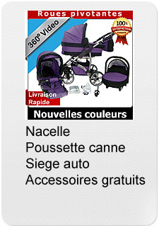 poussette 3en1 siege auto choix de roues gratuit nouvelle collection. Black Bedroom Furniture Sets. Home Design Ideas