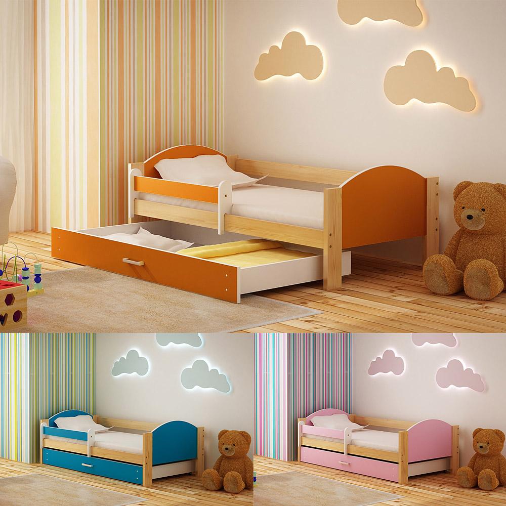letto singolo 180x90 160x80 bambino cameretta lettino